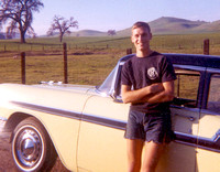 Bruce Allred, Central Valley, CA circa 1965