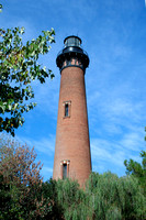 Currituck Beach Lighthouse, Corolla Village, NC 1875
