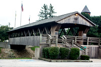 Memorial Covered Bridge, St. Marys, OH